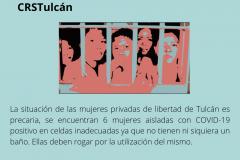 Caso Mujeres Privadas de Libertad de Tulcán